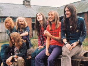 Lemmy in Hawkwind